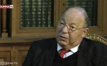 Dalil Boubakeur :  'Les musulmans ont souffert plus que les autres de la crise'