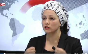 Houria Bouteldja: 'J'appartiens à ma famille, à l'islam, à l'Algérie'