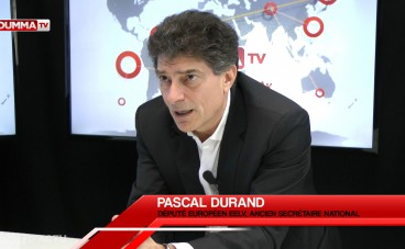Pascal Durand: 'L'Etat d'Israël jouit d'une impunité internationale'