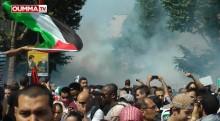 Manif interdite: le reportage d'OummaTV