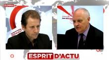"""F: Asselineau: """"L'Occident passe son temps à déstabiliser les pays arabes"""""""