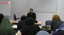 Reportage sur la faculté des sciences islamiques de Paris