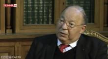 """Dalil Boubakeur :  """"Les musulmans ont souffert plus que les autres de la crise"""""""