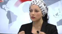 """Houria Bouteldja: """"J'appartiens à ma famille, à l'islam, à l'Algérie"""""""