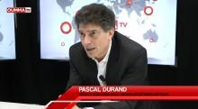 """Pascal Durand: """"L'Etat d'Israël jouit d'une impunité internationale"""""""