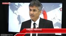 "R.Nekkaz: ""J'ai payé 245 000€ d'amende pour port de niqab"""