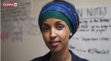 USA: Ilhan Omar, première femme voilée à siéger au sein de la Chambre des Représentants