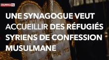 Londres: une synagogue veut accueillir des réfugiés syriens de confession musulmane