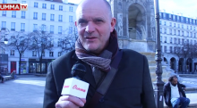 Des citoyens français réagissent à l'attentat de la mosquée de Québec
