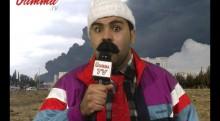 Kadour Gibson en direct de Bashar Al-Assad