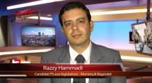 Entretien avec Razzy Hammadi candidat du PS à Montreuil et Bagnolet
