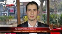 Youssef El Ouachouni, candidat indépendant
