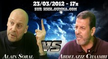 Le duel Soral/Chaambi