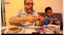 Reportage sur  l'iftar au sein d' une famille musulmane