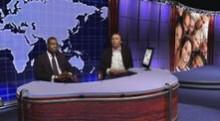 Le débat  entre Patrick Lozès et  Vincent Geisser sur OummaTV