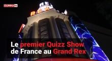 Succès total pour le premier Quizz Show de France