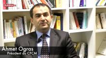 """Ahmet Ogras: """"Je veux ouvrir les portes aux jeunes, aux femmes et à la société civile"""""""