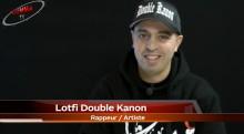 Lotfi Double Kanon bombarde l'actualité